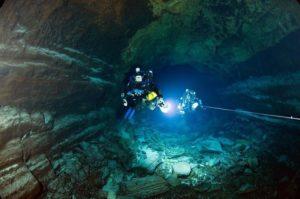 Дайвинг в пещерах Таиланд, Пхукет