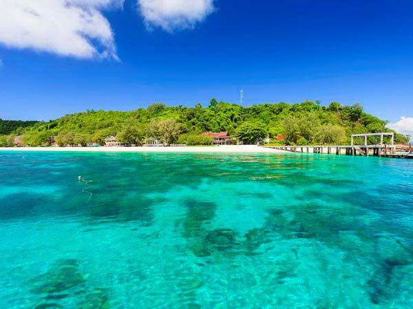 Остров Май Тон (Mai Thon island)