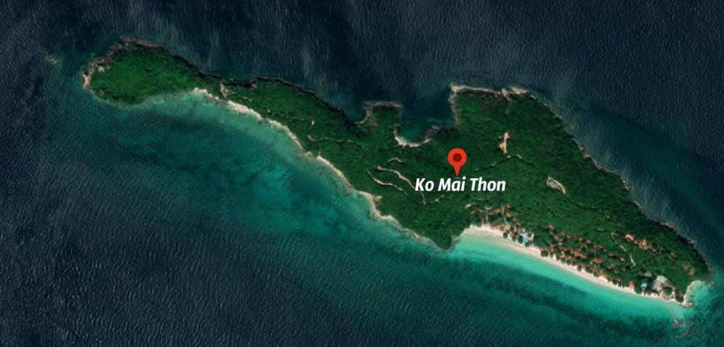 Остров Май Тон